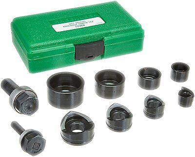 Greenlee Ball Bearing Knockout Punch Set # 735BB