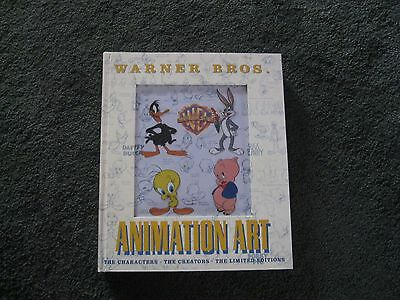 Warner Bros. Animation Art Book...vguc