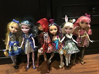 Ever After High Bundle, Lovely Condition