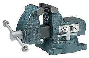 "Wilton 21300 744 4"" Mechanic's Visew/swivel Ba"