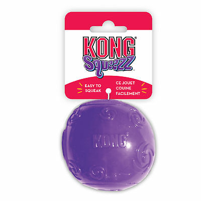 KONG Squeezz BALL MEDIUM Dog Toy (PSB2)