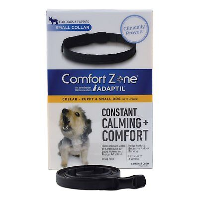 Farnam Pet Comfort Zone Adaptil Collar for Small Dog Constant Calming Comfort
