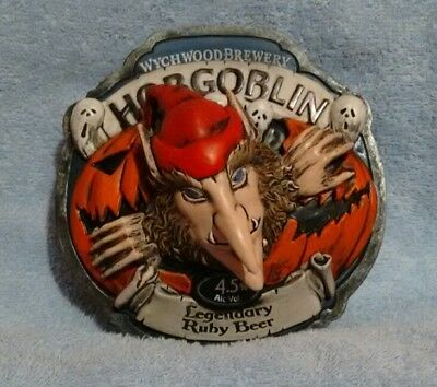 Wychwood Hobgoblin 3D Flashing Pump Clip *NEW*