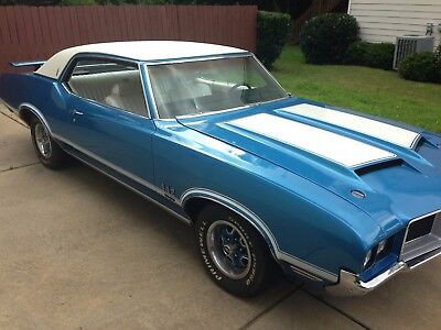 1971 Oldsmobile Cutlass  1971 Oldsmobile Cutlass 442 W-30