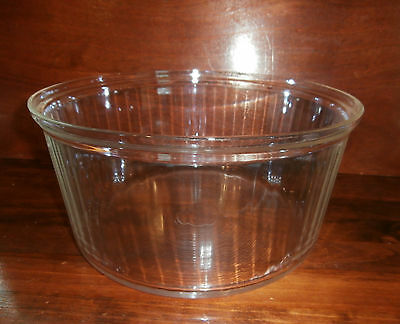 Galloping Gourmet Perfection Aire Convention Oven Model AX-707 Glass Bowl