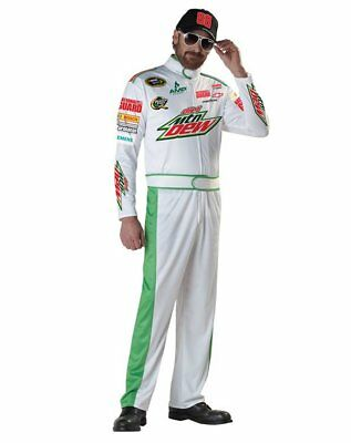 Dale Earnhardt Adult Costume-X Large