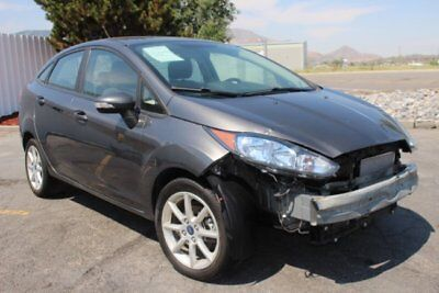 2015 Ford Fiesta SE Sedan 2015 Ford Fiesta SE Sedan Damaged Non Repairable Priced to Sell Export Welcome!