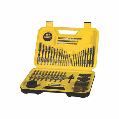 DeWalt DT71563 Drill & Screwdriver Bits 100 pieces in Storage box