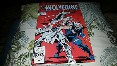 Wolverine #2 (Dec 1988, Marvel) NM.......A BEAUTY!!!!