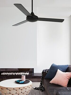 Airfusion Airlie 3 Blade Fan Only in Black
