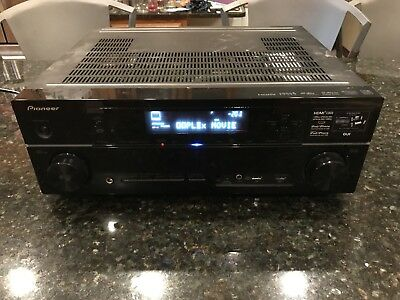 Pioneer VSX 1020 7.1 Channel 125 Watt Receiver