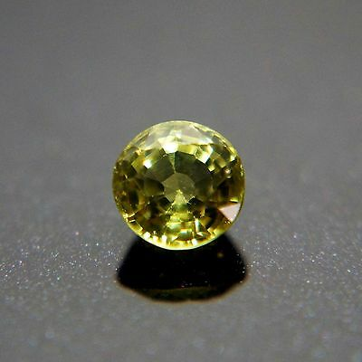 Vs-1.37 Ct Color Shift Natural Grossular-Andradite  Green Garnet(Mg-010)
