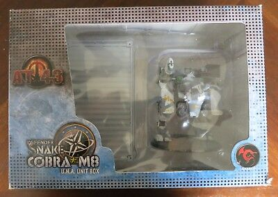 Defender Snake Cobra M8 Unit Box UNA AT-43 Rackham
