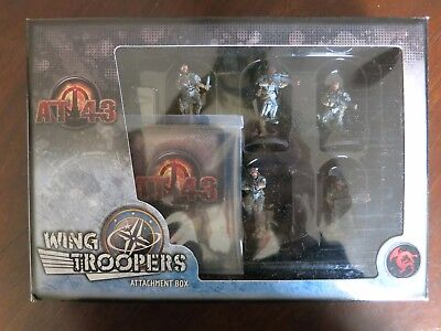Wing Troopers UNA Attachment Box AT-43 Rackham