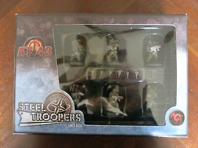 Steel Troopers UNA Unit Box AT-43 Rackham