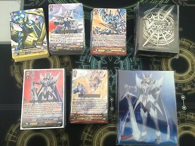 Cardfight Vanguard Blaster Blade Deck + Playmat, & More! *READY TO SHIP*