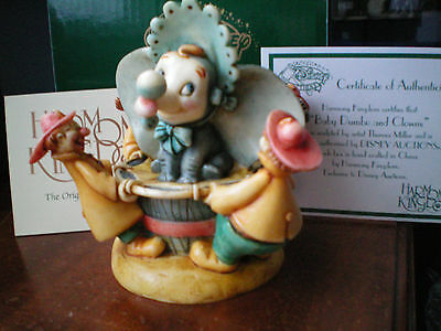 Harmony Kingdom Disney Baby Dumbo and Clowns LE 500 NIB