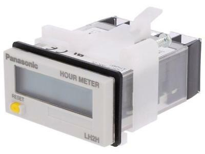 LH2H-F-HMK-DL Counter electronical working time Display LCD -10÷55°C
