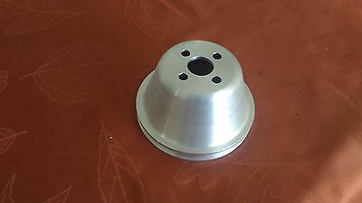 "Sunbeam Tiger reduced OD ""Fairmont"" water pump pulley"
