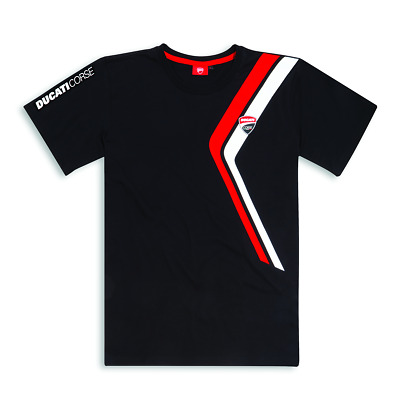 *NEUZUGANG*  ORIGINAL DUCATI Stripe T-Shirt *Kollektion 2018*