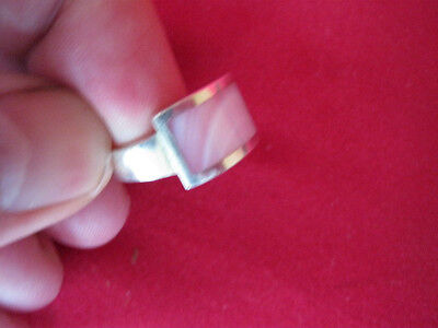 Sterling Silver Art Deco Ring