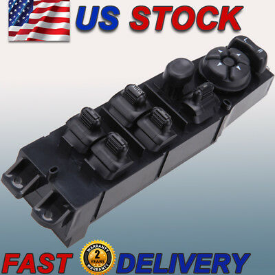 Dodge Ram Electric Power Window Master Control Switch for 2002-2010 68171680AA
