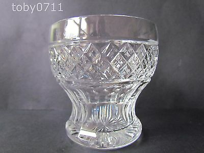 Stuart Crystal Tumblers - Unknown Pattern