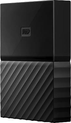 WD - My Passport Portable Gaming Storage for PS4 4TB External USB 3.0 Portabl...