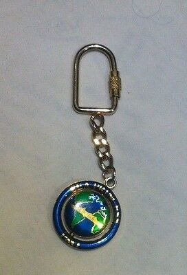 Vintage key chain from the P&O Sea Princess