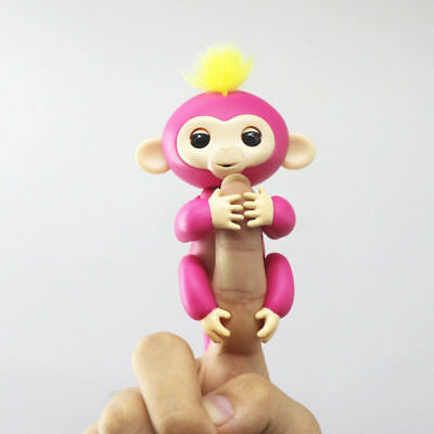 Fingerlings Interactive Baby Monkey Toy Boris By Wowwee