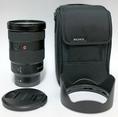 Sony FE 24-70mm f2.8 GM lens SEL2470GM, Boxed. Purchased in Brisbane April 2016