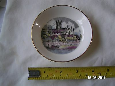 Royal Worcester Pin Dish Expressly Made For Kays #1