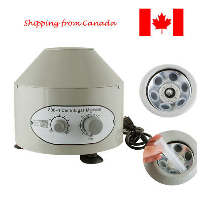 4000r/Min Electric Centrifuge Industry Machine Lab Medical Practice Equipment CA