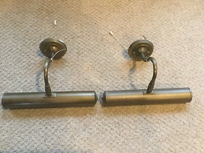 Pair of Over Picture Lights