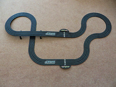 NEW .... Micro Scalextric TRACK including Flyover & Power Base