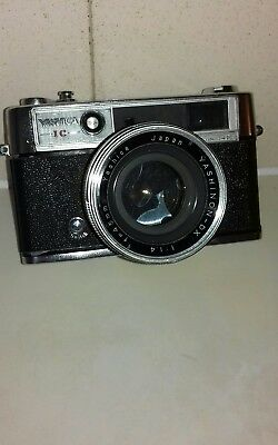 Yashica 1C Lynx 14E Vintage Rangefinder Camera-Faulty-Spares/repair-Just £1.00