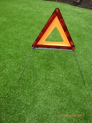 Warning Triangle, fold-up in case