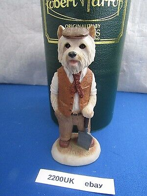 CC23a CAIRN TERRIER ROBERT HARROP COUNTRY COMPANIONS BOXED
