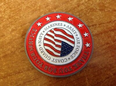 Challenge coin - Thanks for your Service - The Twilight Saga - Breaking Dawn,