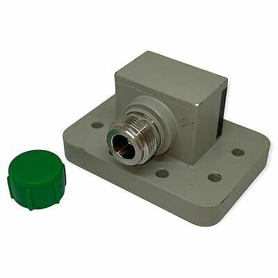WR112 WR-112 to N (F) Waveguide Adapter Advance Micr 112A-N