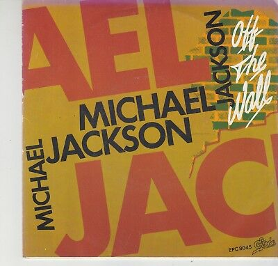 MICHAEL JACKSON french funk 45 OFF THE WALL