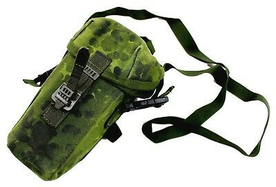 Genuine Denmark Danish Army M96 Lmg Mag Pouch In Flecktarn Camo