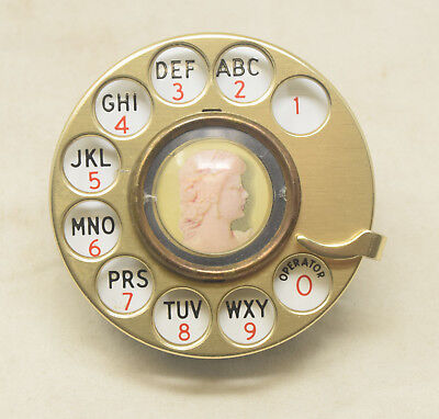 Western Electric #6  Rotary  Dial