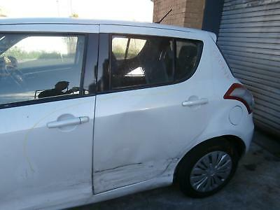 Suzuki Swift Left Rear Door Window Fz, 02/11- 11 12 13 14 15 16 17