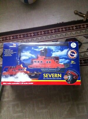 RNLI Lifeboats Severn Class Full Function Radio Controlled Model Lifeboat New