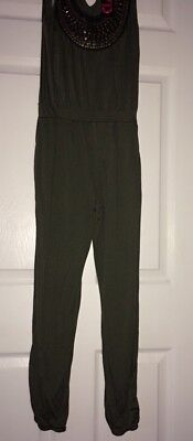 Girls Jumpsuit Aged 11-12 Years BNWT