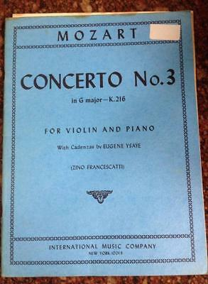 music sheets LOT for violin and piano / LOTE de partituras para violin y piano