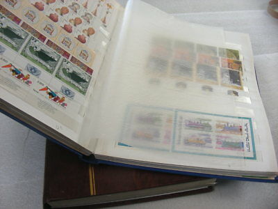 ISRAEL, Excellent Accumulation of MINT(much is NH)Multiples of Stamps in 2