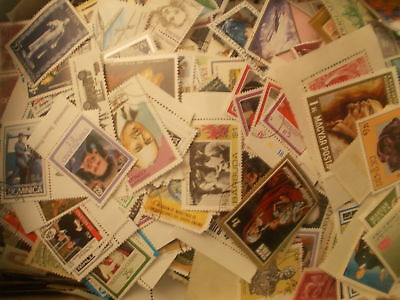 Approx. 500 Royal+Commemorative Stamps - Only 99P Starting Price!.