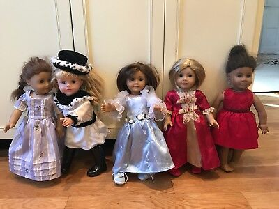 HUGE Lot American Girl Dolls Animals Clothing Furniture Accessories